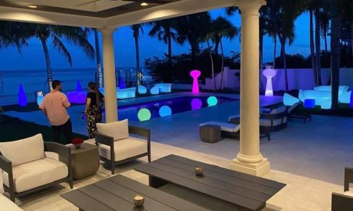 Miami Holiday Furniture Rental